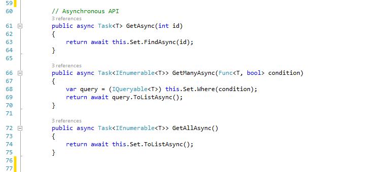 Asynchroniczne metody w ASP.NET