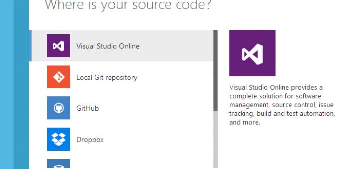 Konfigurator Microsoft Azure Websites